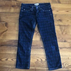 Isabel Marant cords blue print size 36 us 4